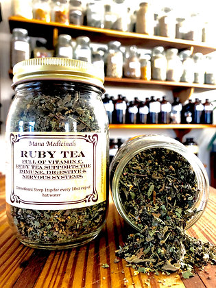 Ruby Tea