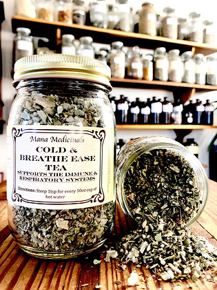 Cold & Breathe Ease Tea