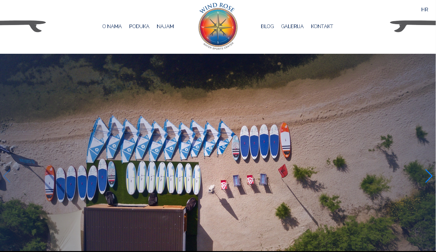 Wind Rose Water Sports Center