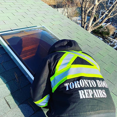Skylight repair