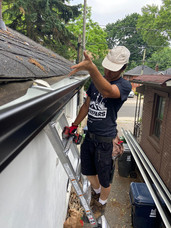 Gutter & Eavestrough Installation