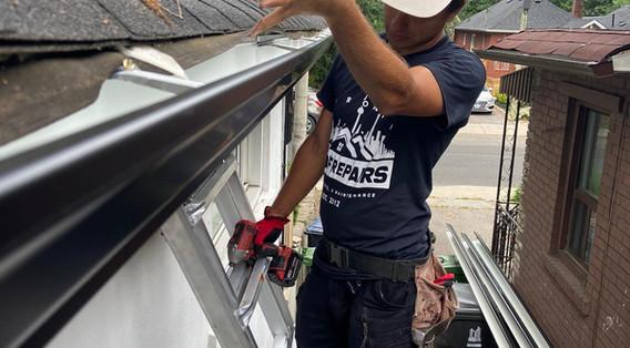 Ремонт крыш в Торонто