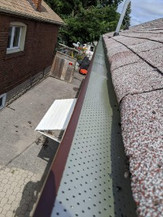 Водосточный желоб, Eavestrough, Ремонт крыши Торонто