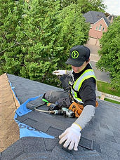 Shingles Roof Replacement