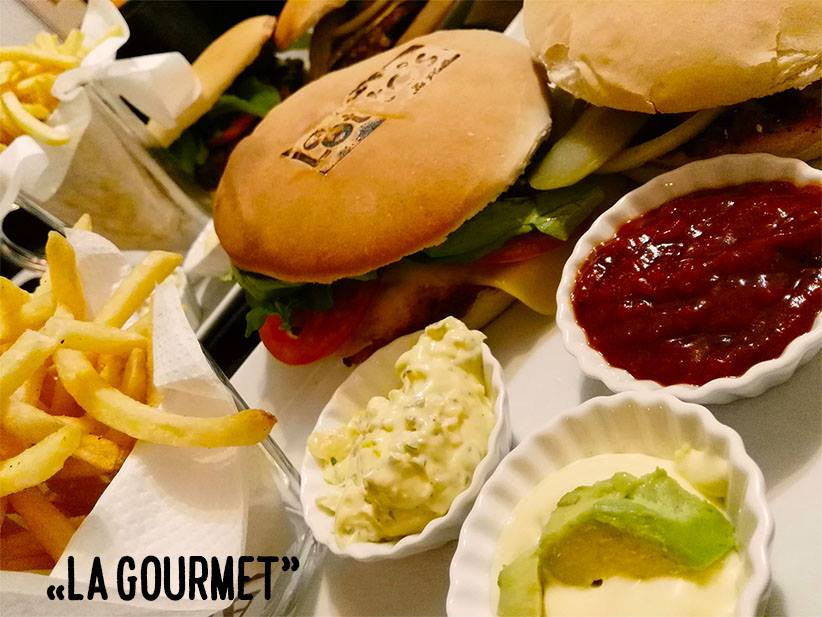 Hamburguesa La Gourmet
