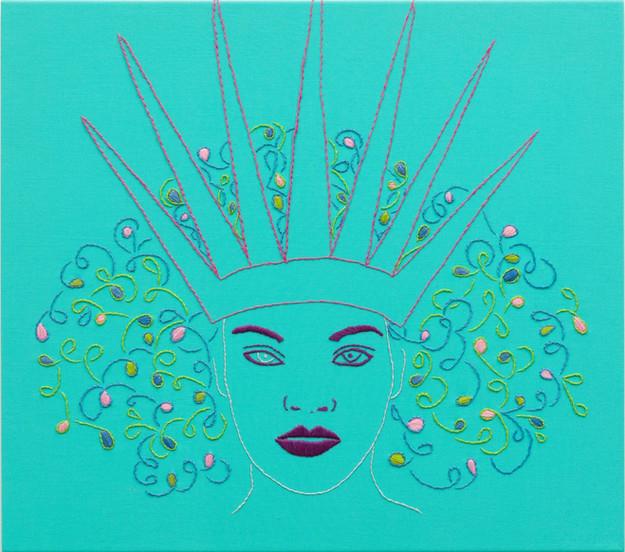 Cosmic Queen: Sojourn Priestess