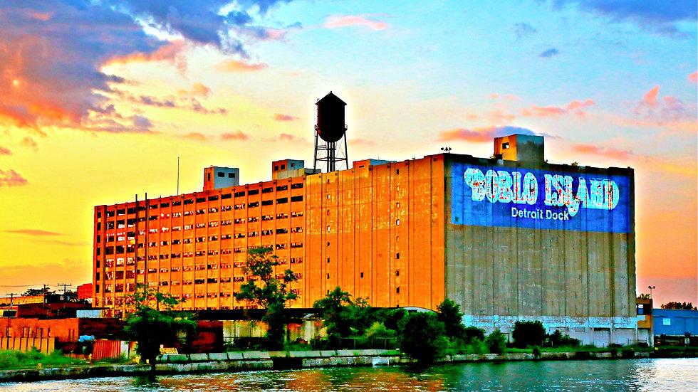 Boblo Island Detroit Dock