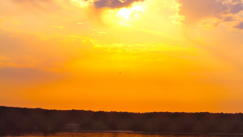 Stoney Creek Beach Sunset