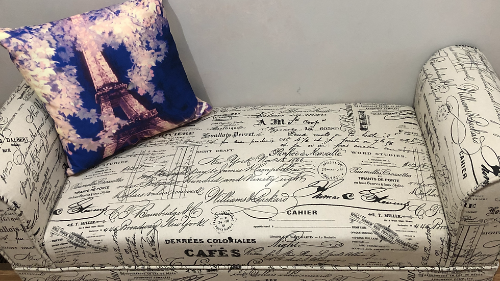 'Midnight In Paris' pillows