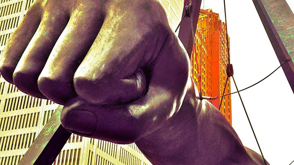 Vintage Fist