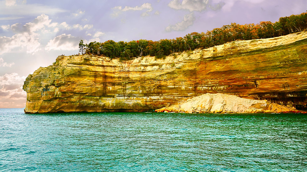 From 'Rainbow Caves' To 'Indian Head'