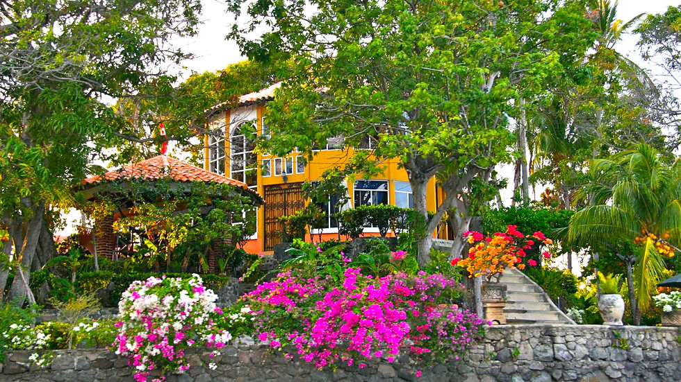Nicaraguan Island House