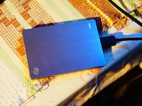 Всё о внешнем жестком диске для xbox one !