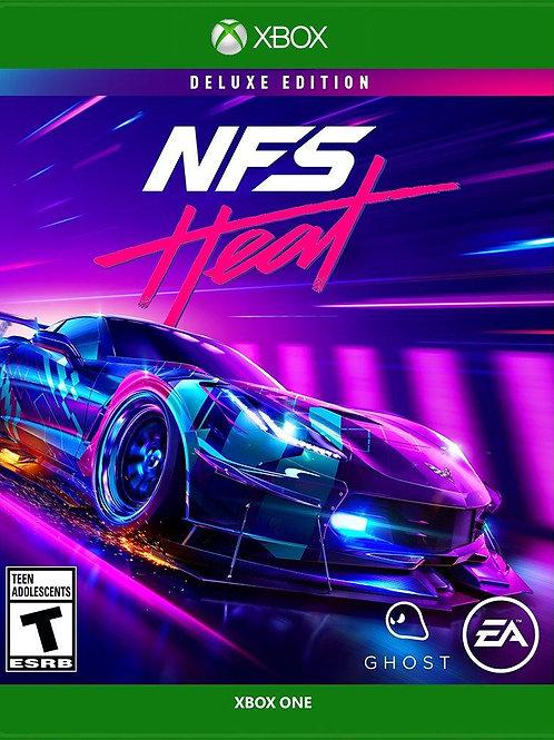 Need For Speed Heat + Monster Hunter World DE