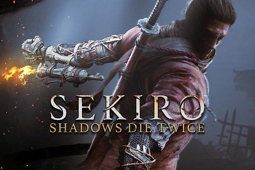 Sekiro Shadows Die Twice + R6 siege +ds 2 + бонус