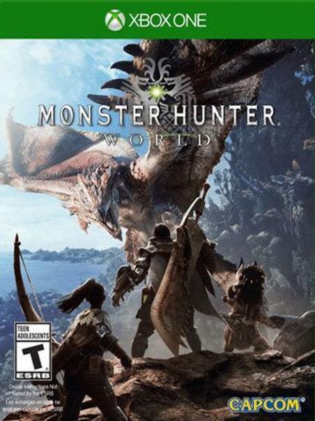 Monster Hunter World Digital Deluxe Edition