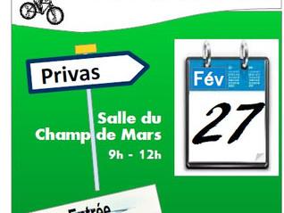 Bourse aux vélos Privas