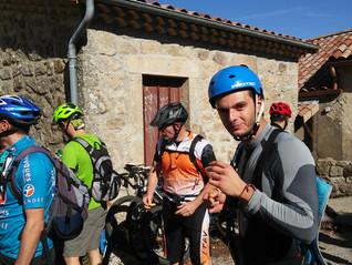 Les parcours de la 8° Randonnée du Vivarais