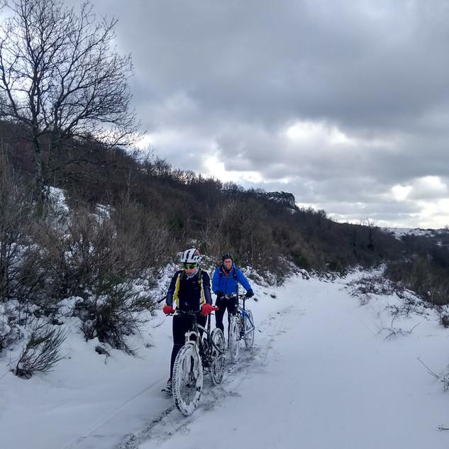 Sortie dans la neige 5 CRP