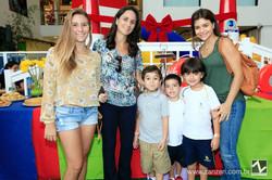 Giulia Badoco, Ana Krueger e Marcella Maluhy com Victor e Raul e Bruno_0001