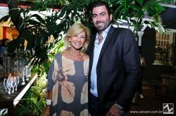 Rossana Schrappe e Gui Calil