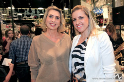 Regina Lipparelli e Debora Barcarollo