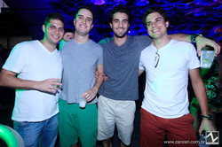 Bruno Galo, Joel Labanca, Fernando Borges e Daniel Miranda