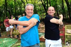 Ricardo Negreiros e Breno Rivkind