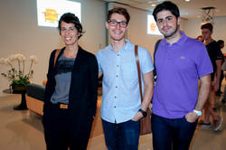 Fernanda Coquet, Guilherme Longo e Rafael Dip.jpg