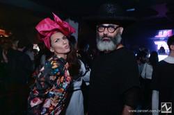 Soraia Costa e Eduardo Laurino