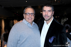 Jose Antonio Bernardes e Marcelo Bacchin