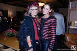 Gina Elimelek e Gigi Monteiro