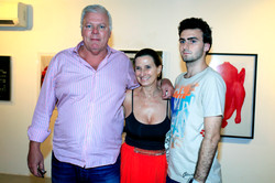 Wilson Hoffman, Christine Hoffman e Philip Hoffman.jpg