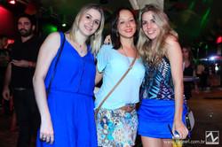 Marcela Daher, Paula kotchetkoff e Marina Curi
