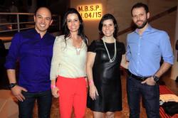 Edson Busin, Cristina Rocha Andrade, Patricia Rocha e Thiago Breseghello.jpg