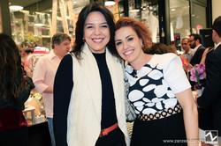 Luciana Liviero e Lais Poveda