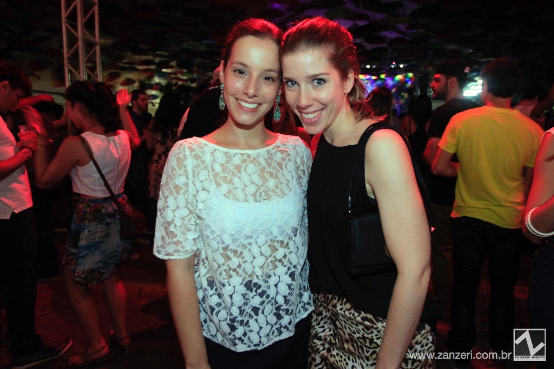 Marina Mahfuz e Gabriela Toledo