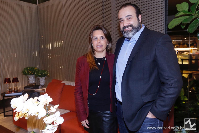 Priscilla Bergamo e Alexandre Chumer