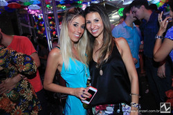 Julia Martins e Caroline Bastos