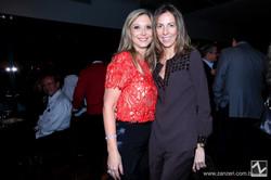 Mara Linhares e Paula Bernardes