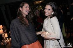 Luciana Gianella e Fernanda Suplicy