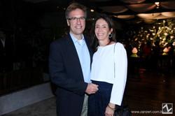 Antonio Wever e Luciana Wever