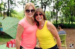 Andrea Pilar e Joia Bergamo