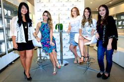 Alessandra Kochi, Ana Carolina Belloni, Luciana Nascimento, Manoela Arvelos e Ta