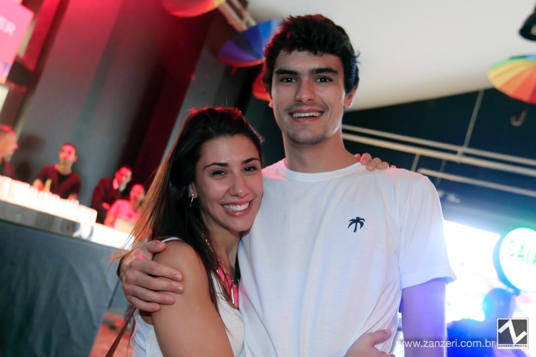 Marcela Lucato e Jose Augusto de Carvalho