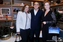 Carmem Braga Sousa, Wilias Sousa e Marta Souza