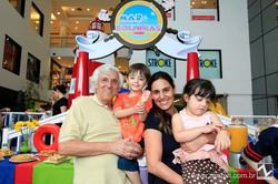 Jose Roberto Carvalho e Gabriela Carvalho com Ana Clara e Joao Pedro_0002