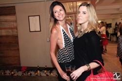 Renata Gomes e Gabriela Machado de Barros