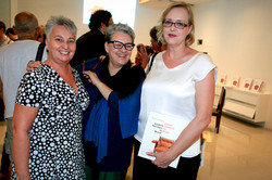 Maria Jose Polletti, Eli Ferrari e Dina Uliana.jpg