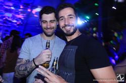 Daniel Zanola e Rafael Blanco